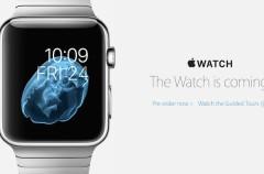 Apple elimina de su web el 24 de abril como fecha de disponibilidad del Apple Watch
