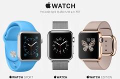 El Apple Watch sólo podrá adquirirse online durante el lanzamiento