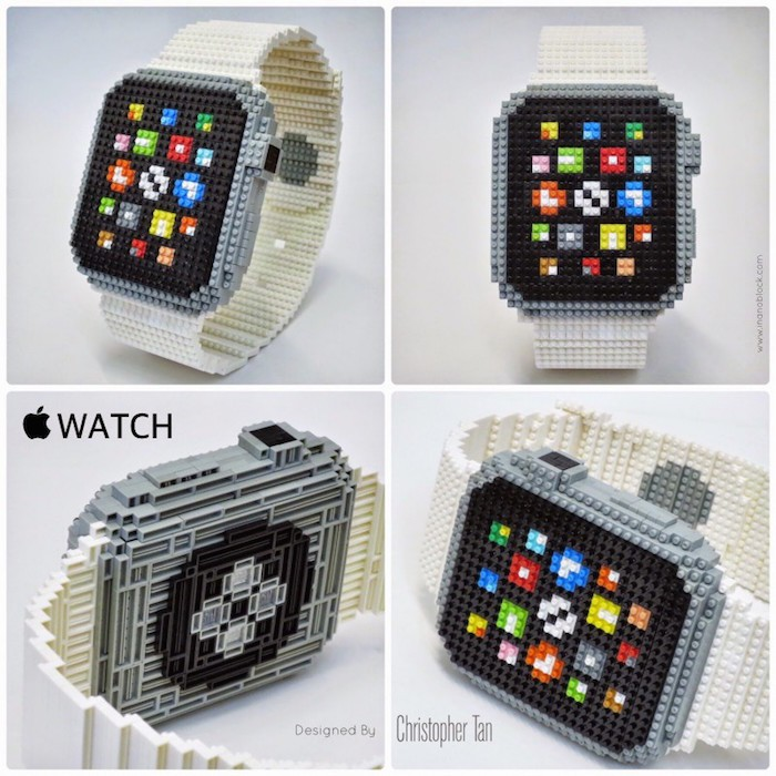 Apple Watch nanoblock 2