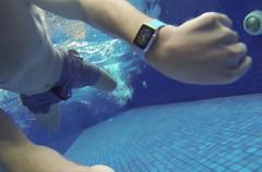 ¿Quién dijo que el Apple Watch no era sumergible? Este vídeo demuestra lo contrario