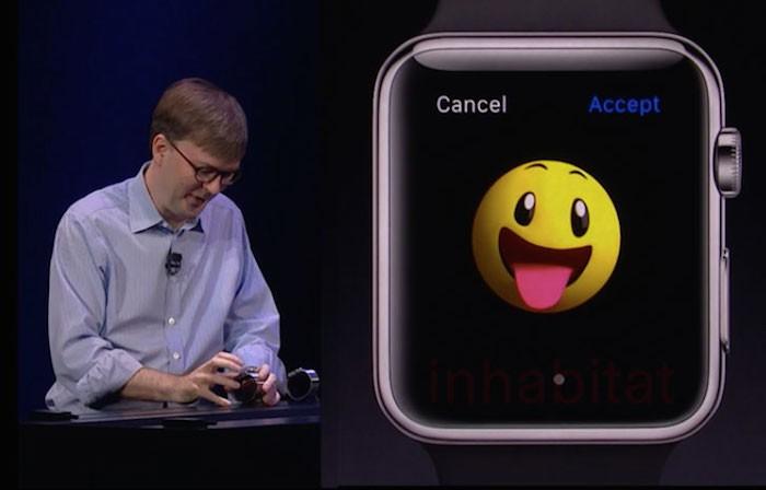 AppleWatchEmoticon