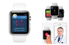 Una buena lista de aplicaciones para la salud nos muestran nuevos usos para el Apple Watch
