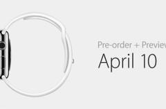 Los primeros pedidos del Apple Watch están a punto de llegar ya a sus compradores