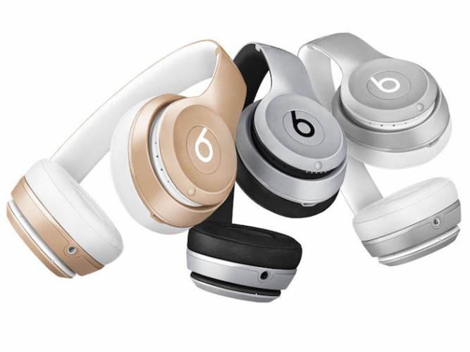 La mano de Apple ya se nota en los auriculares Beats Solo2 Wireless