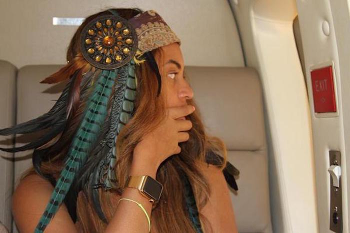 Beyoncé Apple Watch