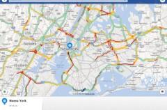 Nokia quiere que Apple le compre su servicio de mapas HERE