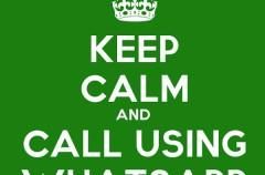 WhatsApp se actualiza incluyendo llamadas VOIP y otras novedades