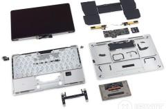 iFixit desmonta el nuevo MacBook y asegura que es casi irreparable