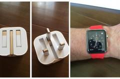 Aparecen las primeras imágenes de una correa roja (PRODUCT) RED para el Apple Watch