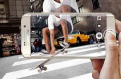 Fans falsos pagados por Samsung hacen fotos del Galaxy S6 durante su lanzamiento con un iPhone