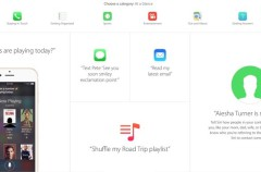 La página web de Siri se actualiza con nuevas características y un aspecto más accesible