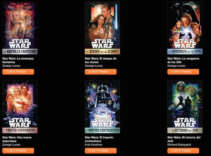 Star Wars iTunes 2