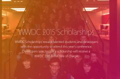 Apple otorgará más de 350 becas estudiantiles para la WWDC 2015