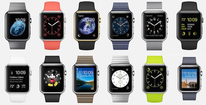 Apple rechazará las aplicaciones para el Apple Watch que solo den la hora