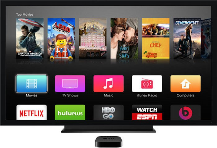 canales Apple TV