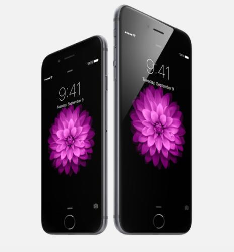 generacion iphone 6
