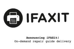 iFaxit da el pistoletazo de salida al April's Fools Day