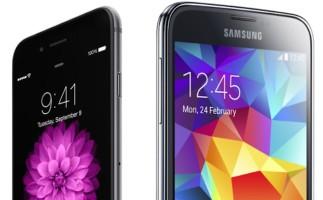 El éxito del iPhone 6 y del iPhone 6 Plus ha dejado bastante tocada a Samsung
