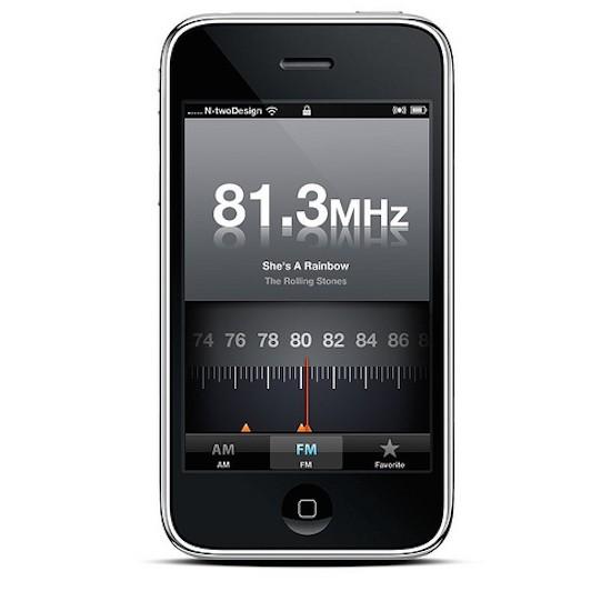 iPhoneFMRadio