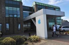 Apple considera una importante expansión de fábricas en Irlanda