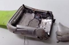 Una explosión de hidrógeno, un baño de nitrógeno líquido y una bala: torturando al Apple Watch