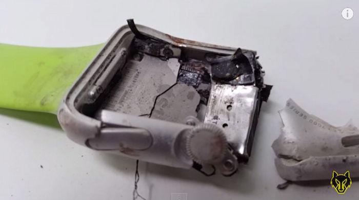 Apple Watch Torturado