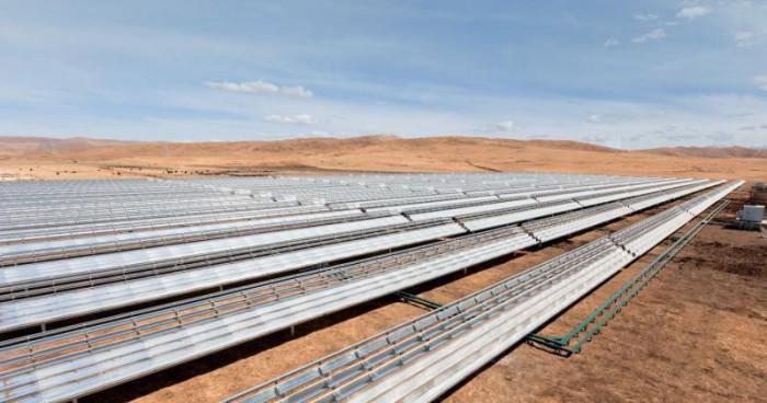Apple planta solar