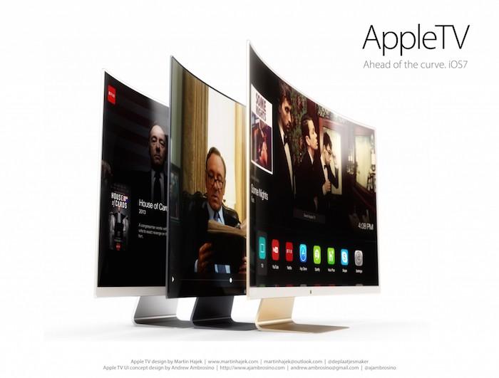 Apple-television-concepto