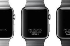 Las correas podrían tener parte de culpa de los retrasos del Apple Watch