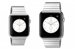 Solo un 20 por ciento de las ventas del Apple Watch corresponde al modelo de 38mm