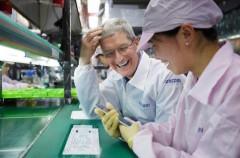 Foxconn podría estar planeando una nueva fábrica de iPhone en la India