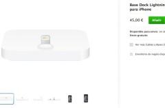Tras años de espera Apple presenta por fin un dock Lightning para el iPhone