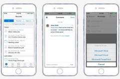 Dropbox actualiza su app de iOS: evolucionando hacia la suite de productividad