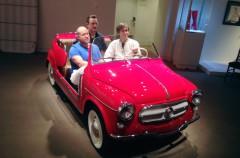 Tim Cook se reúne con el CEO de Fiat: A vueltas con el Apple Car