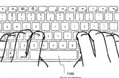 Fusión Keyboard, el teclado multitáctil que puede jubilar al trackpad