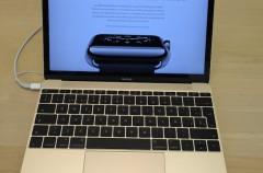Habrá stock del nuevo MacBook en cualquier Apple Store a partir de la última semana de mayo