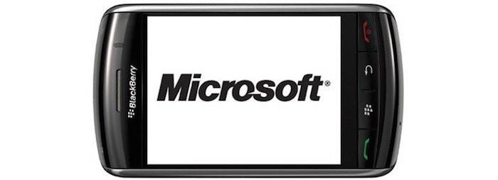 Microsoft BlackBerry