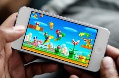 Nintendo creará cinco juegos para iOS en los próximos dos años