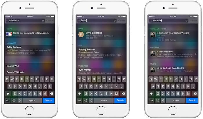 Apple quiere plantar cara a Google Now con iOS 9