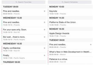 Apple confirma la keynote inaugural de la WWDC