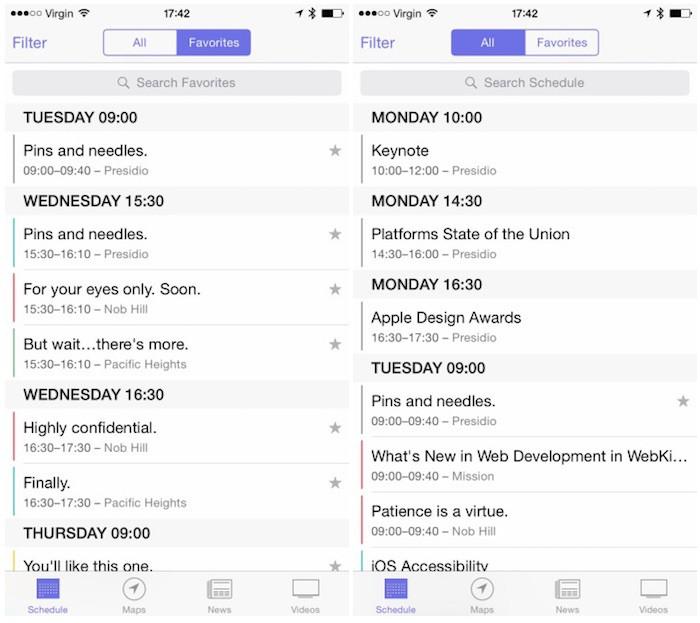 WWDC15-app