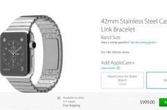 Mejoran tímidamente los plazos de entrega de algunos modelos de Apple Watch