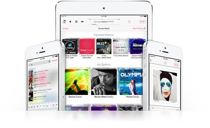 iTunes Radio Dj