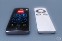 El nuevo mando a distancia del Apple TV tendrá pantalla táctil y nuevas características y botones