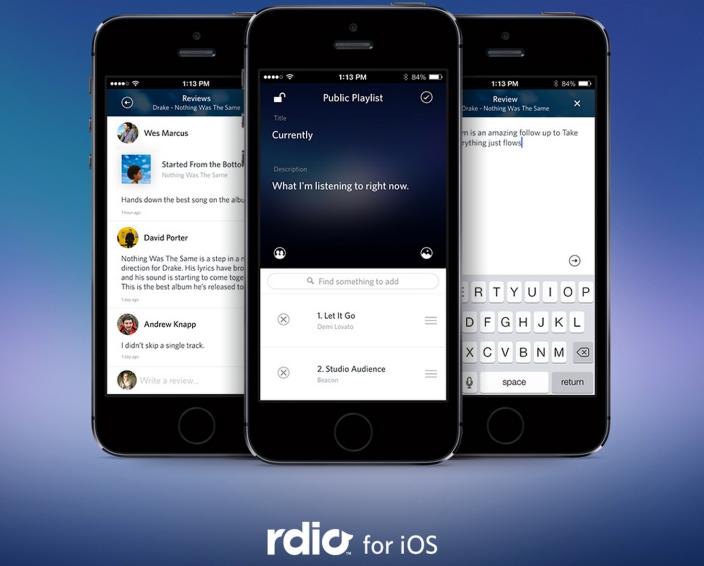 rdio-ios-app
