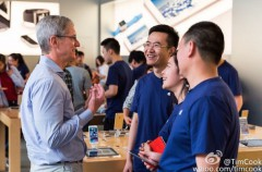 Tim Cook dice que el Apple Watch llegará a las tiendas durante el mes de junio