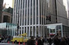 La Apple Store de la Quinta Avenida cierra temporalmente por reformas