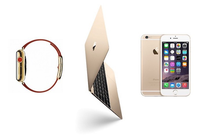 Apple-dorado