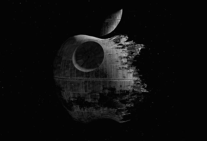 Apple-estrella-muerte