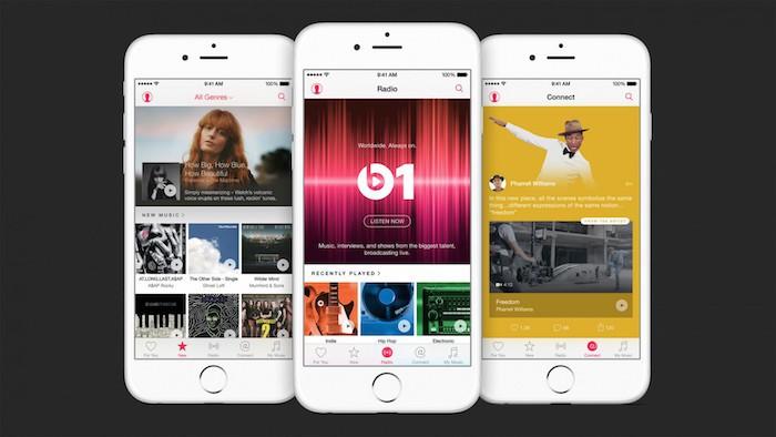 Apple lanza iOS 8.4, Apple Music, Beats 1 y nueva aplicación Música